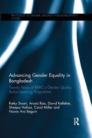 Advancing Gender Equality in Bangladesh: Twenty Years of BRAC's Gender Quality Action Learning Programme