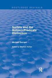 Frege: Sortals as 'Concepts'