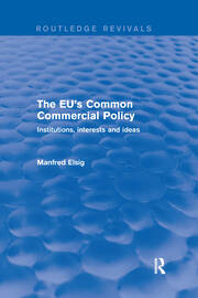 The EU's Common Commercial Policy