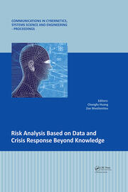 Risk Analysis Based on Data and Crisis Response Beyond Knowledge: Proceedings of the 7th International Conference on Risk Analysis and Crisis Response (RACR 2019), October 15-19, 2019, Athens, Greece