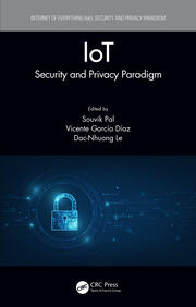 Featured Title - IOT - 1st Edition book cover