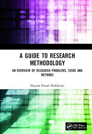A Guide to Research Methodology: An Overview of Research Problems, Tasks and Methods