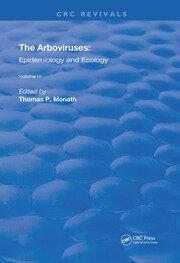 The Arboviruses: Epidemiology and Ecology