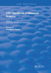 Handbook of Materials Science: Nonmetallic Materials & Applications