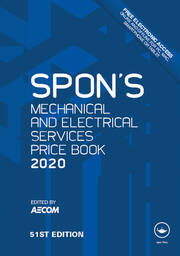 Spon's Mechanical and Electrical Services Price Book 2020