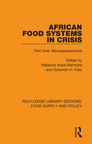 African Food Systems in Crisis: Part One: Microperspectives