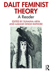 Dalit Feminist Theory -- Arya and Rathore - 1st Edition book cover