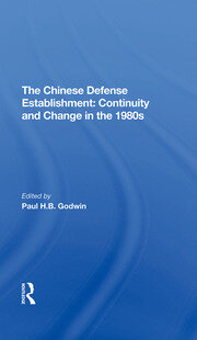 China's Defense Industries: Indigenous and Foreign Procurement