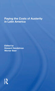 Austerity Programs Under Conditions of Political Instability and Economic Depression: The Case of Bolivia