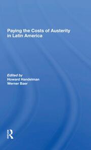 Austerity Policies in Ecuador: Christian Democratic and Social Christian Versions of the Gospel