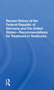 Empfehlungen zur Behandlung der US-amerikanischen Geschichte seit 1945