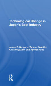 Technological Change In Japan's Beef Industry
