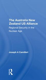 The Australia-new Zealand-u.s. Alliance