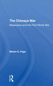 The Chiwaya War
