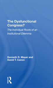 The Dysfunctional Congress?