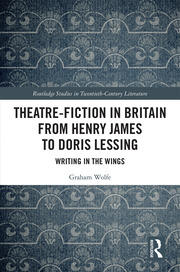 Featured Title - Theatre-Fiction in Britain from Henry James to Doris Lessing - 1st Edition book cover
