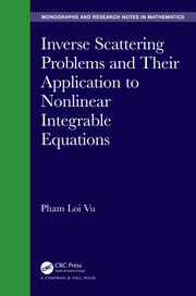 Inverse Scattering Problems and Their Application to Nonlinear Integrable Equations