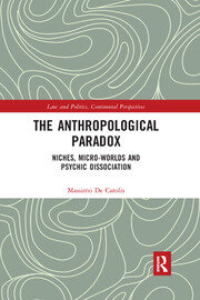 The Anthropological Paradox: Niches, Micro-worlds and Psychic Dissociation