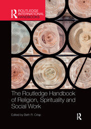 Spiritually informed social work within conflict-induced displacement