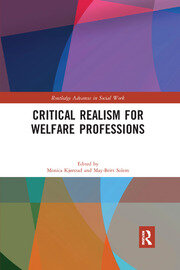 Critical Realism for Welfare Professions