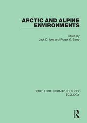 Arctic and Alpine Environments