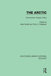 The Arctic: Environment, People, Policy