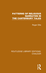 Patterns of Religious Narrative in the Canterbury Tales