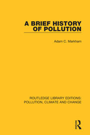 A Brief History of Pollution