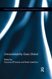 Untranslatability Goes Global