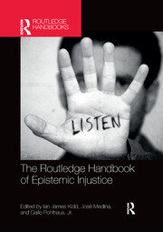 Indigenous Peoples, Anthropology, and the Legacy of Epistemic Injustice                            1