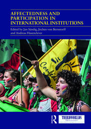 Affectedness And Participation In International Institutions