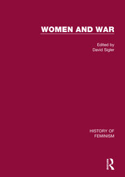 Women and War: V2: British Women and War, 1660–1835