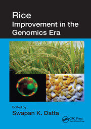 Rice Improvement in the Genomics Era