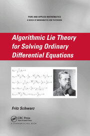 Algorithmic Lie Theory for Solving Ordinary Differential Equations