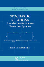 Stochastic Relations: Foundations for Markov Transition Systems