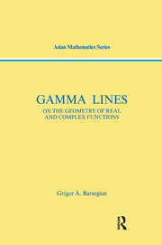 Gamma-Lines: On the Geometry of Real and Complex Functions