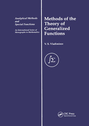 Methods of the Theory of Generalized Functions