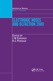 Electronic Noses and Olfaction 2000: Proceedings of the 7th International Symposium on Olfaction and Electronic Noses, Brighton, UK, July 2000