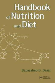 Handbook of Nutrition and Diet