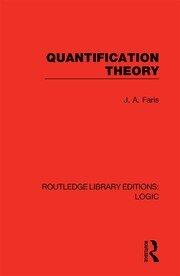 Quantification Theory