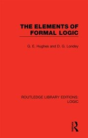 The Elements of Formal Logic