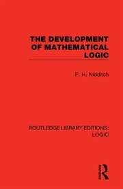 The Development of Mathematical Logic