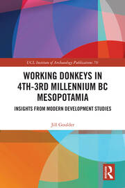Working Donkeys in 4th-3rd Millennium BC Mesopotamia: Insights from Modern Development Studies