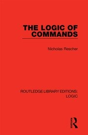 The Logic of Commands