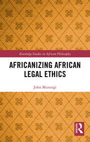 African African jurisprudence in African African legal ethics