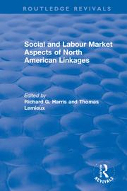 Social and Labour Market Aspects of North American Linkages
