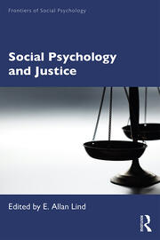 Social Psychology and Justice