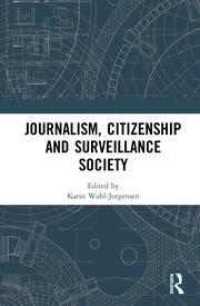 Journalism, Citizenship and Surveillance Society