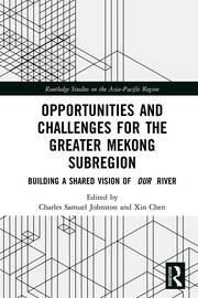 The Sino-US strategic rivalry in the development of the Mekong