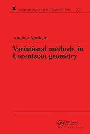Variational methods in Lorentzian geometry